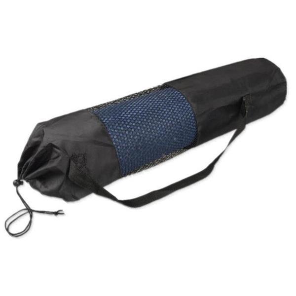 Grote foto yoga pilates mat netto tas draag rugzak geschikt voor 183cm caravans en kamperen kampeertoebehoren