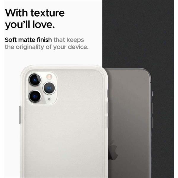 Grote foto spigen cyrill color brick apple iphone 11 pro hoesje white telecommunicatie apple iphone