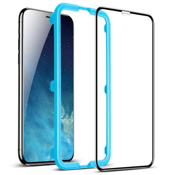 Grote foto esr 3d full cover glass apple iphone xr with installation fr telecommunicatie apple iphone