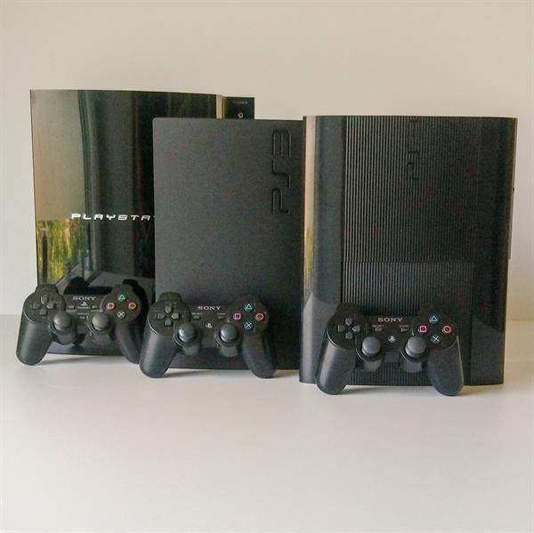 Grote foto playstation spelcomputers games playstation 3