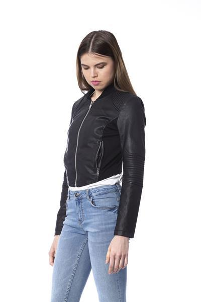 Grote foto silvian heach black jackets coat m kleding dames jassen zomer
