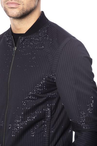 Grote foto verri blu jacket it46 s kleding heren jassen zomer