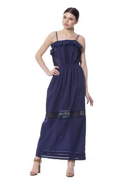 Grote foto silvian heach urbanblue dress xxs kleding dames jurken en rokken