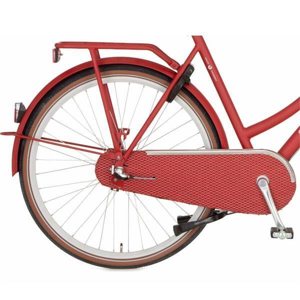 Grote foto cortina u4 damesfiets 3v denim true red matt rb fietsen en brommers herenfietsen