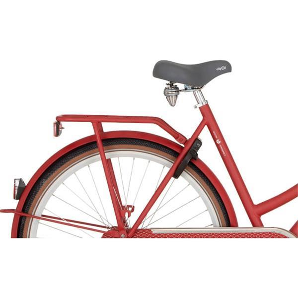 Grote foto cortina u4 denim damesfiets 28 inch true red matt rb 3v fietsen en brommers herenfietsen