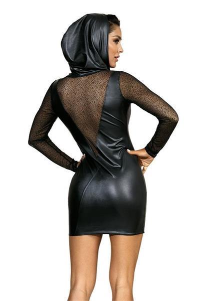 Grote foto nepleder jurkje reina maat s kleding dames ondergoed
