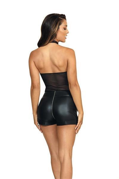 Grote foto shorty kunstleer maat s kleding dames ondergoed