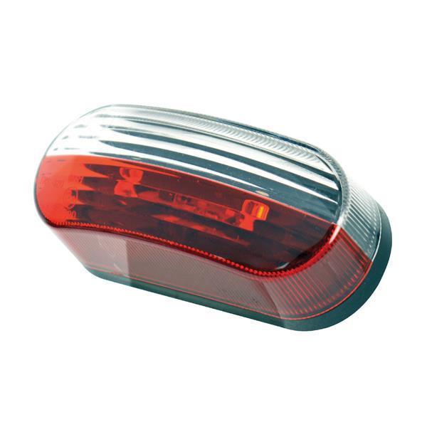 Grote foto carpoint led breedtelicht rood wit 40x100mm 0414029 caravans en kamperen caravan accessoires