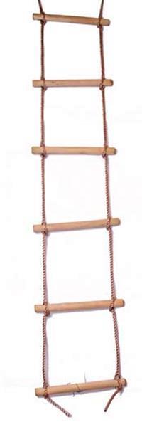 Grote foto touwladders voor de jeugd. 4 tot 10 sporten aanbieding kinderen en baby los speelgoed