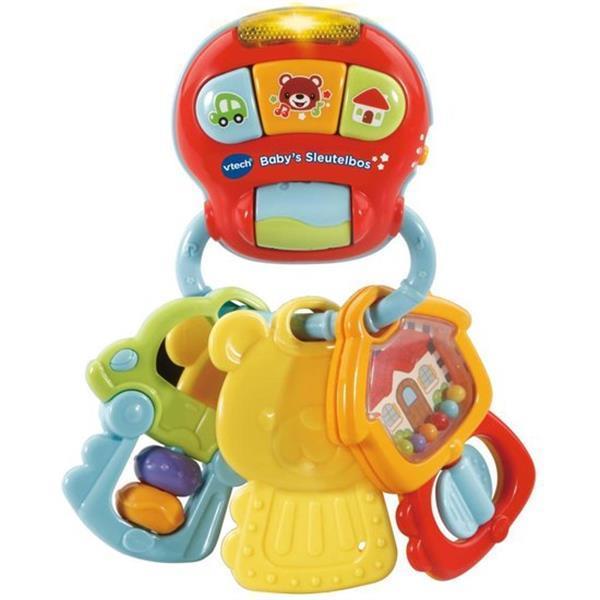 Grote foto vtech baby baby sleutelbos grijpspeelgoed kinderen en baby overige