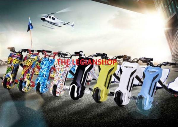 Grote foto drift trike 250w drift kart met bluetooth nieuw kinderen en baby actiespeelgoed