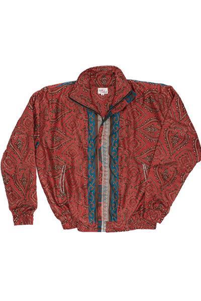 Grote foto sari oversized jas small kleding heren kostuums en colberts