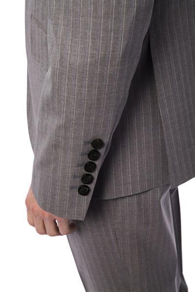 Grote foto billionaire italian couture grich lt grey suit it52 l kleding heren kostuums en colberts