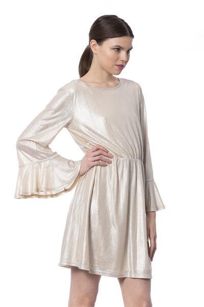Grote foto silvian heach bone dress m kleding dames jurken en rokken