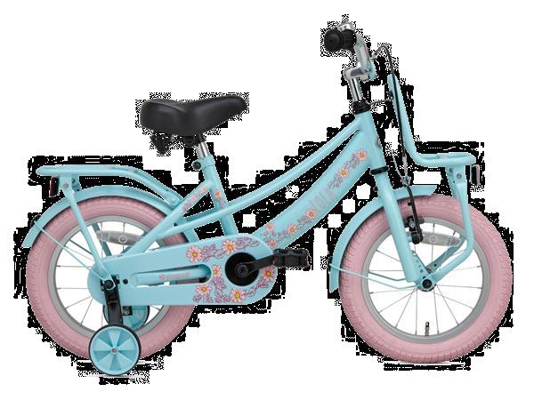 Grote foto supersuper lola 14 1559 mint roze fietsen en brommers kinderfietsen