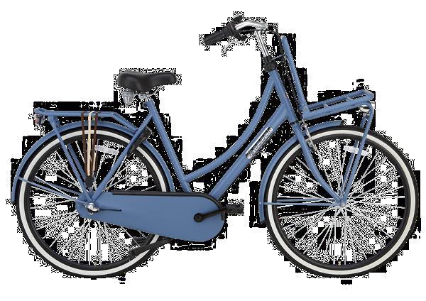 Grote foto popal daily dutch basic 28 28300 57 got blue fietsen en brommers damesfietsen