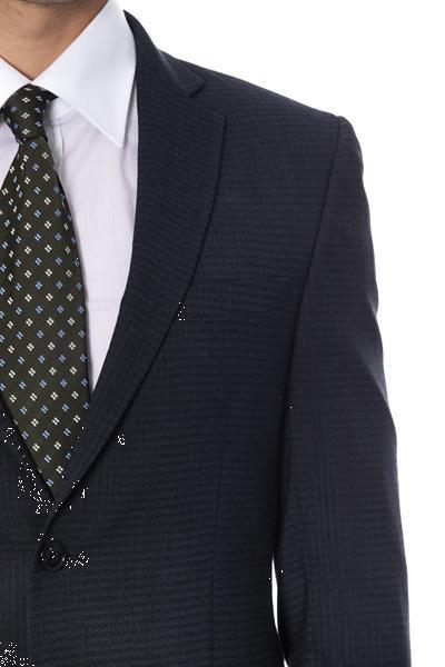 Grote foto tru trussardi e anthracite suit it50 l kleding heren kostuums en colberts