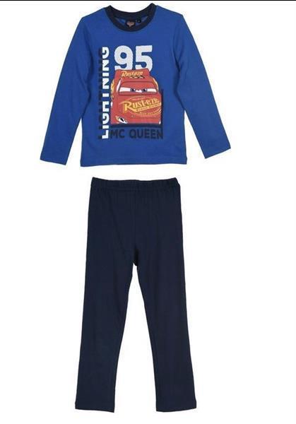 Grote foto cars pyjamaset blauw 98 3 jaar kinderen en baby overige
