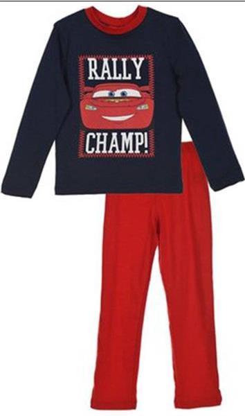 Grote foto cars pyjamaset maat 128 8 jaar 2 kleuren kinderen en baby overige