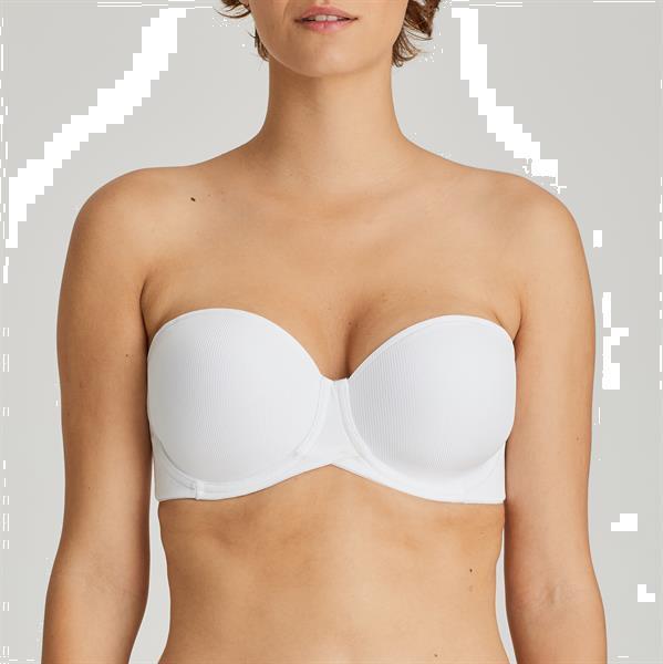 Grote foto star strapless bh 002 kleding dames ondergoed