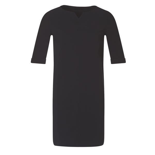 Grote foto travel fit jurk met korte mouwen 001 kleding dames ondergoed