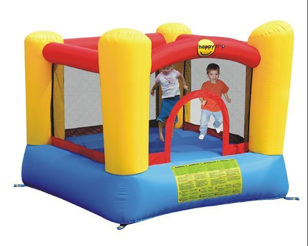 Grote foto happy hop bouncy castle kinderen en baby trampolines en springkussens