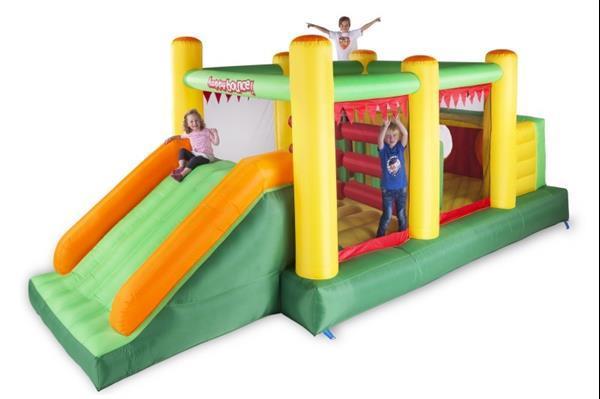 Grote foto avyna springkussen activity 7 in 1 kinderen en baby trampolines en springkussens
