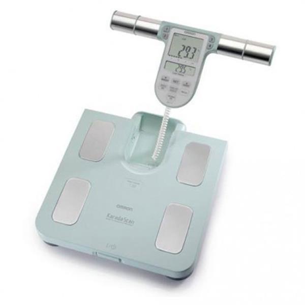 Grote foto omron bf511 body composition monitor combinatie lichaamsve diversen verpleegmiddelen en hulpmiddelen