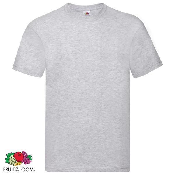 Grote foto fruit of the loom t shirts original 10 st xxl katoen kleding heren overhemden