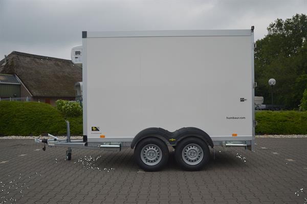 Grote foto humbaur koelwagen hgk 303218 21 pf60 3000kg 313x167x196 a auto diversen aanhangers