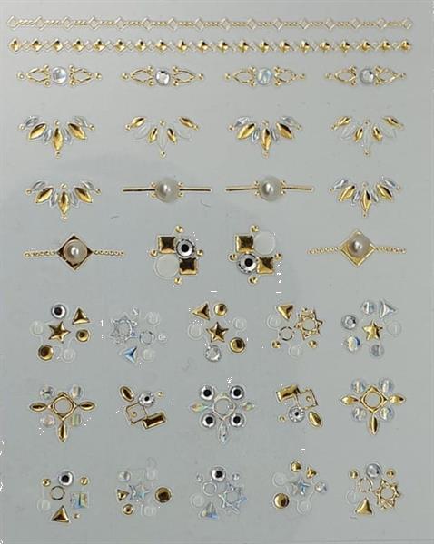 Grote foto korneliya 3d nail jewels deluxe dl05 pearls and diamonds diensten en vakmensen workshops