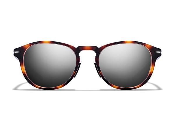 Grote foto oslo prescription sunglasses matte ember dark arctic mirro kleding dames sieraden