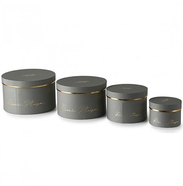 Grote foto rivi ra maison luxurious giftbox grey s 4 verzamelen overige verzamelingen