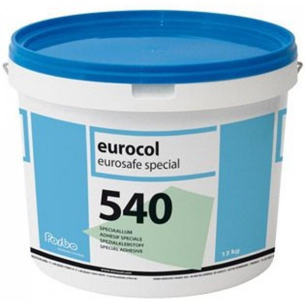 Grote foto eurocol 540 acrylaatlijm 1l watersport en boten accessoires en onderhoud