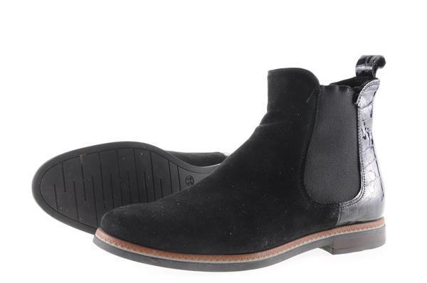 Grote foto stefano lauran enkellaarzen maat 38 kleding dames schoenen