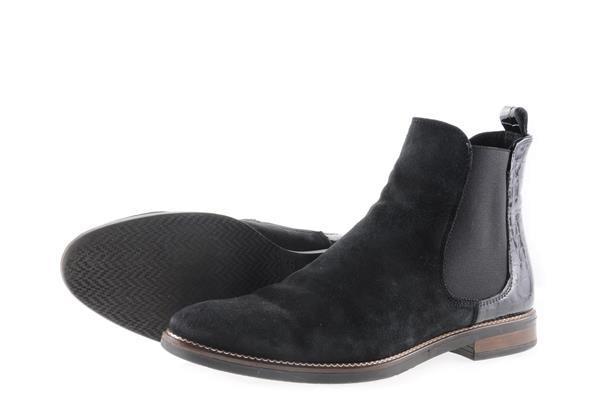 Grote foto stefano lauran enkellaarzen maat 40 kleding dames schoenen