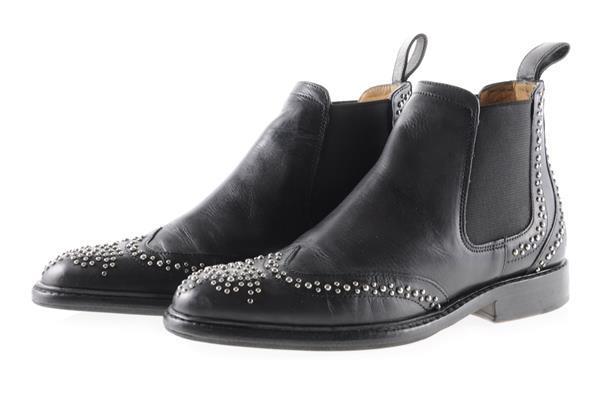 Grote foto melvin hamilton enkellaarzen maat 36 kleding dames schoenen