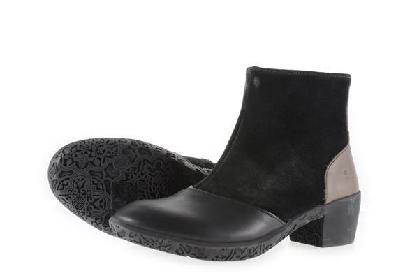 Grote foto el natura lista enkellaarzen maat 37 kleding dames schoenen