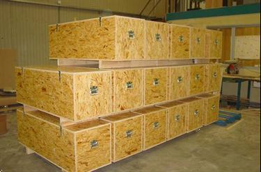 Grote foto houten kisten en kratten op maat gemaakt zakelijke goederen overige zakelijke goederen