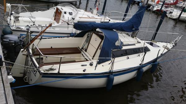 Grote foto friendship 22 watersport en boten kajuitzeilboten en zeiljachten