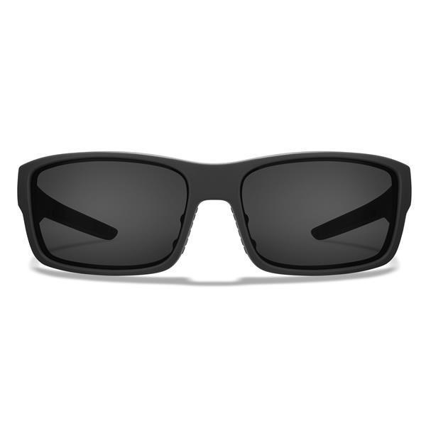 Grote foto at 1 matte black frame dark carbon polarized lens roka kleding heren sportkleding