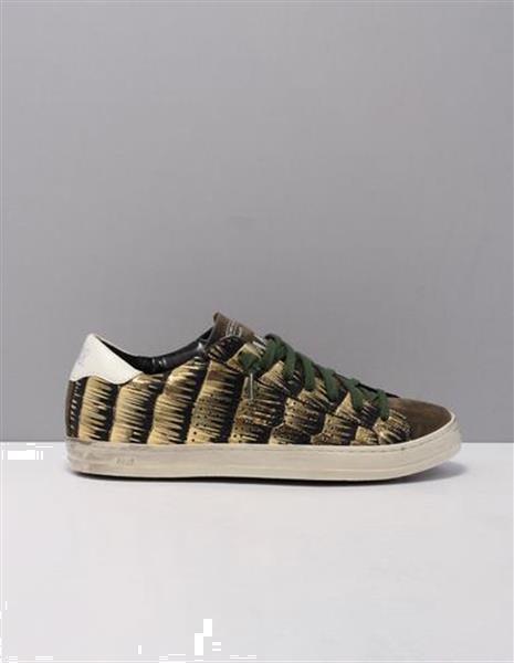 Grote foto p448 leren sneakers sale van 199.95 voor kleding dames schoenen