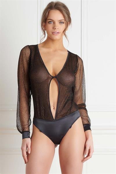 Grote foto stringbody maica maat s kleding dames ondergoed