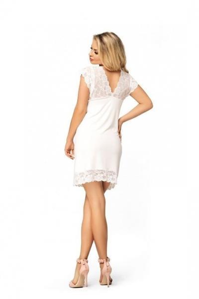 Grote foto sexy lingerie jurkje gebroken wit maat l kleding dames ondergoed