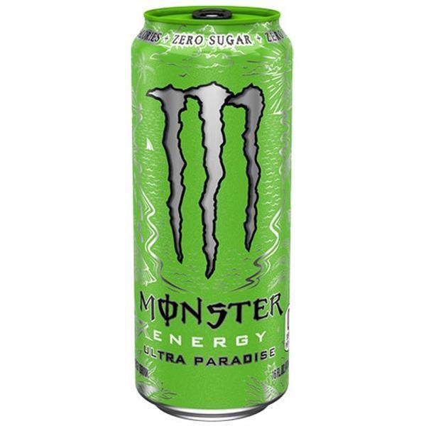 Grote foto monster energy zero ultra paradise 473ml diversen overige diversen