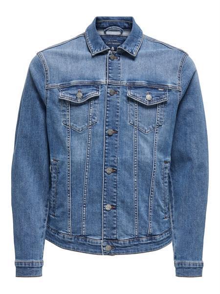 Grote foto only sons life trucker spijker jas kledingmaat xs kleding heren jassen zomer