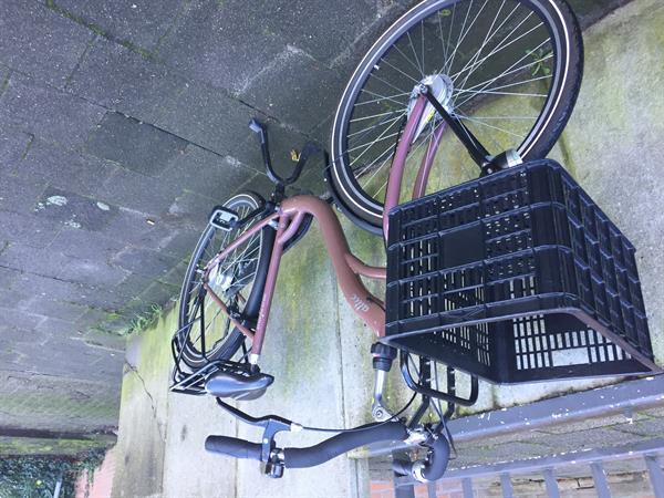 Grote foto moederfiets zgan fietsen en brommers moederfietsen