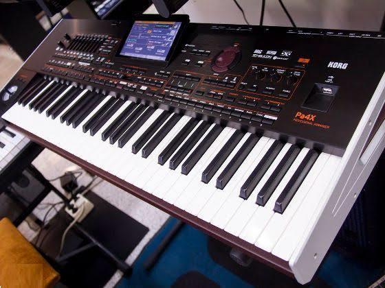 Grote foto yamaha genos 76keys korg pa4x 76keys hobby en vrije tijd muziekinstrumenten