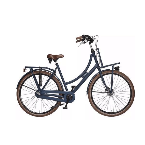 Grote foto avalon cargo n3 transportfiets rollerbrakes 28 inch fietsen en brommers damesfietsen