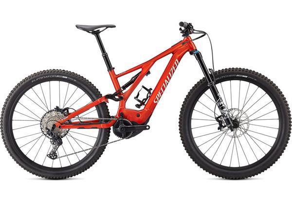 Grote foto specialized turbo levo comp 2021 l redwood white mountai fietsen en brommers elektrische fietsen